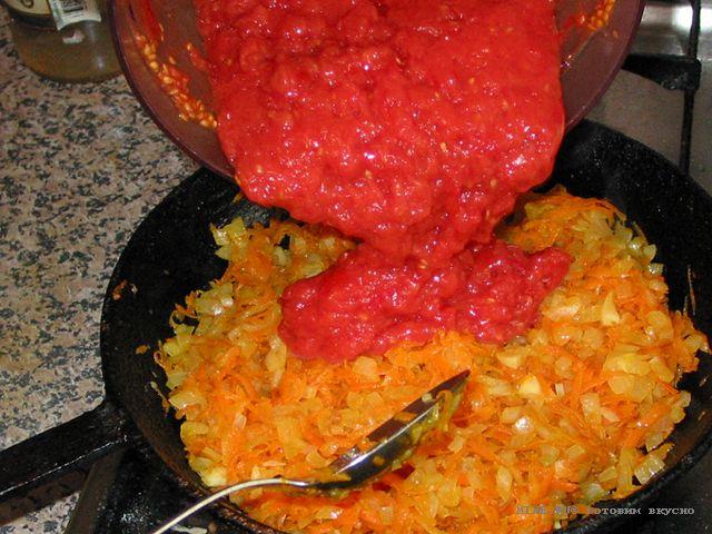 Как сделать томатное пюре на зиму