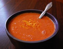 Овощные супы с апельсиновым вкусом